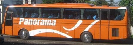 Bus Pariwisata Murah Panorama