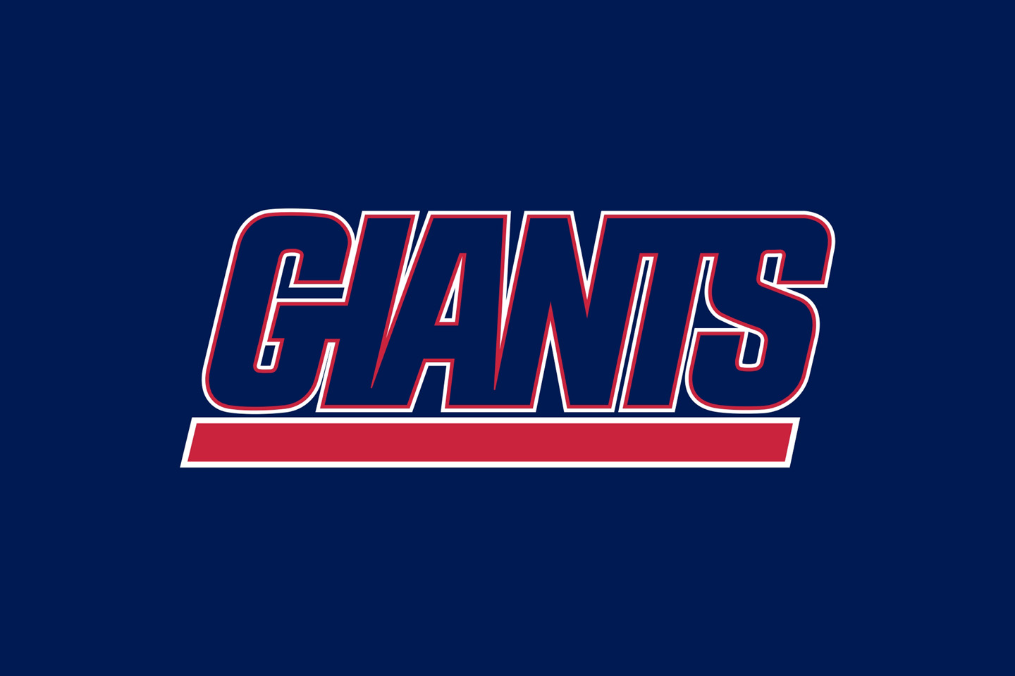 This is a photo of Smart New York Giants Logos