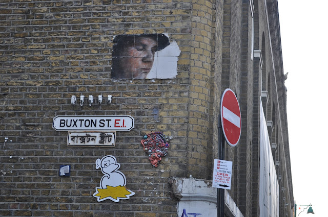 London+Brick+Lane+Buxton+Street+graffiti
