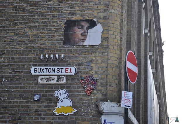 London+Brick+Lane+Buxton+Street+graffiti