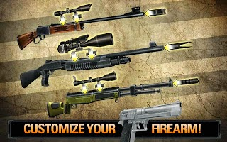Deer Hunter 2014 v1.0.2 Mod APK OBB (Unlimited Gold/Money)