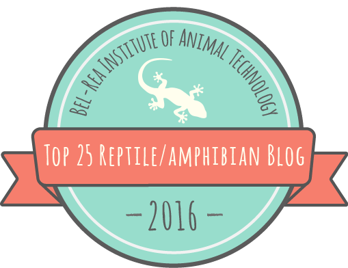 Bel-Rea Vet Tech College Top 25 Reptile/Amphibian Blogs