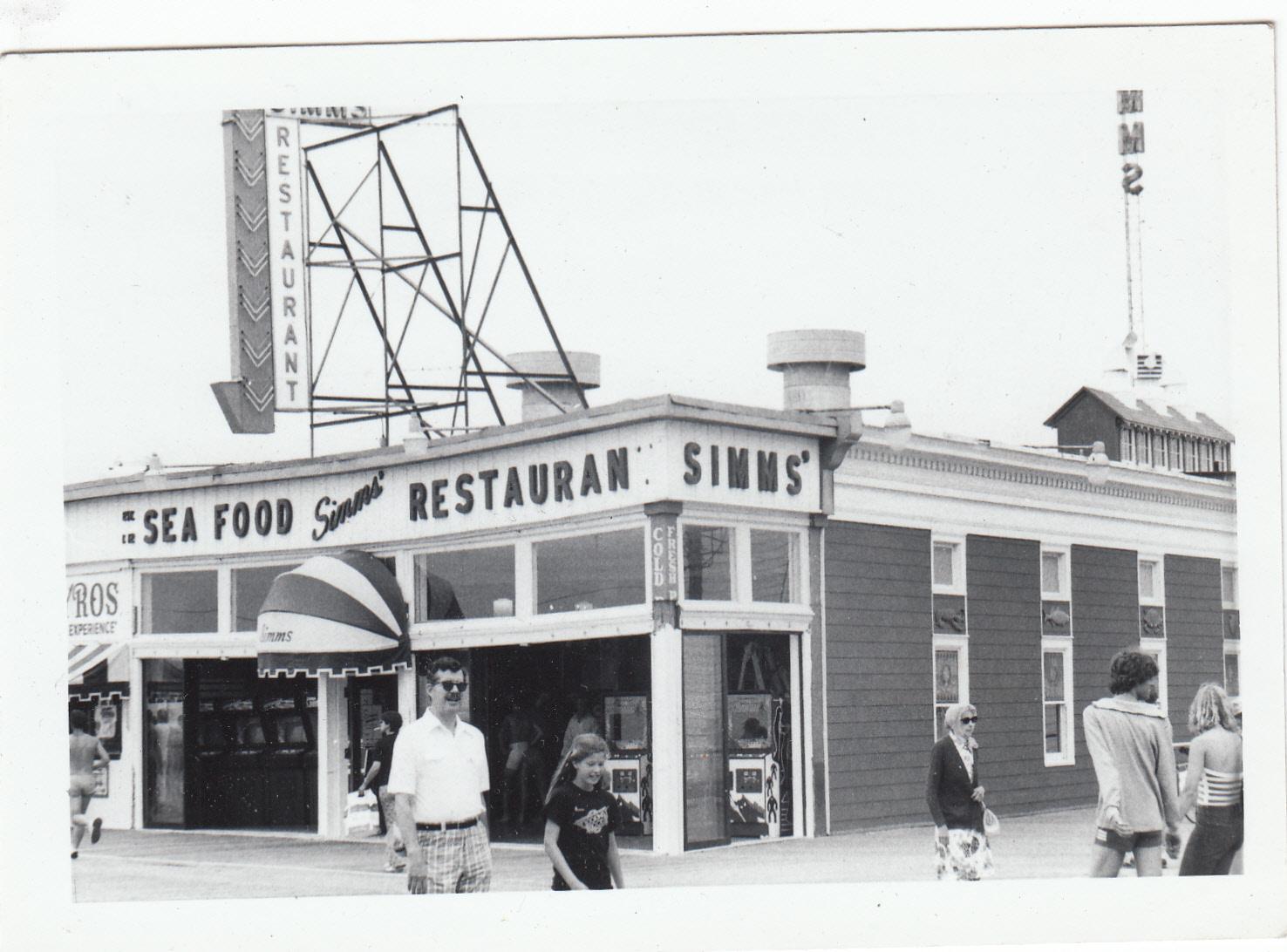 Simms Restaurant 8th Street Boardwalk