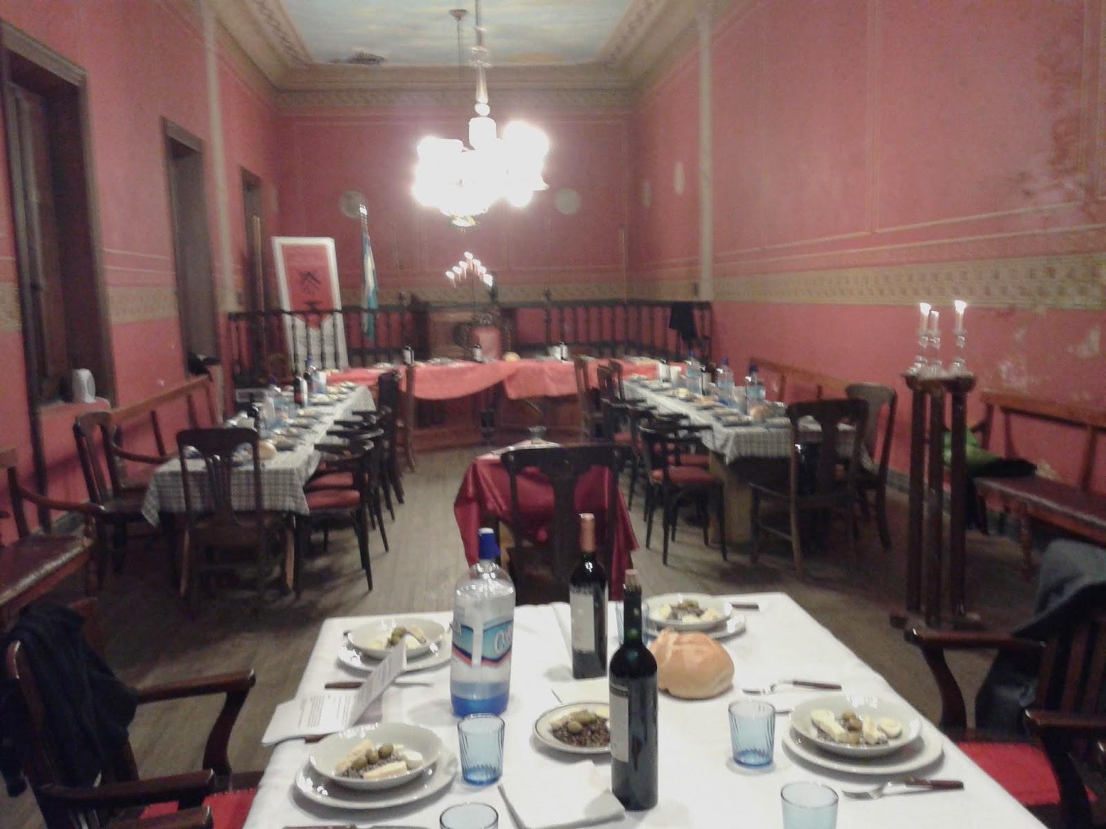 cena del solsticio, hijos del trabajo, masoneria, ritual, masonico