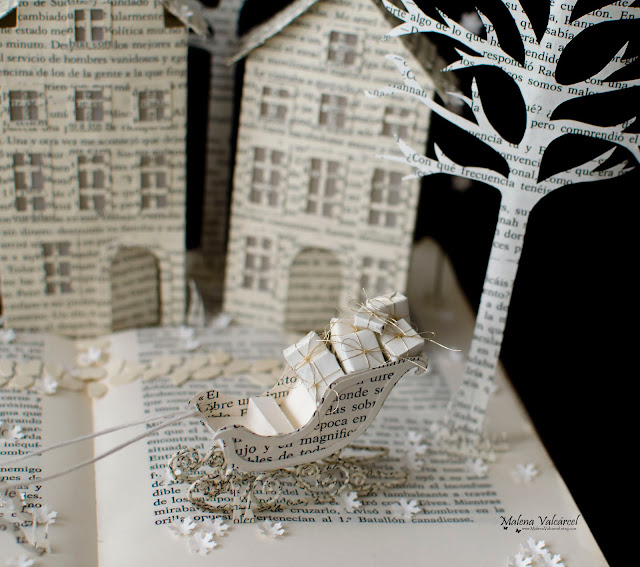 christmas-houses-sledge-with-miniature-presents