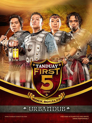 Tanduay First Five 2012: Urbandub