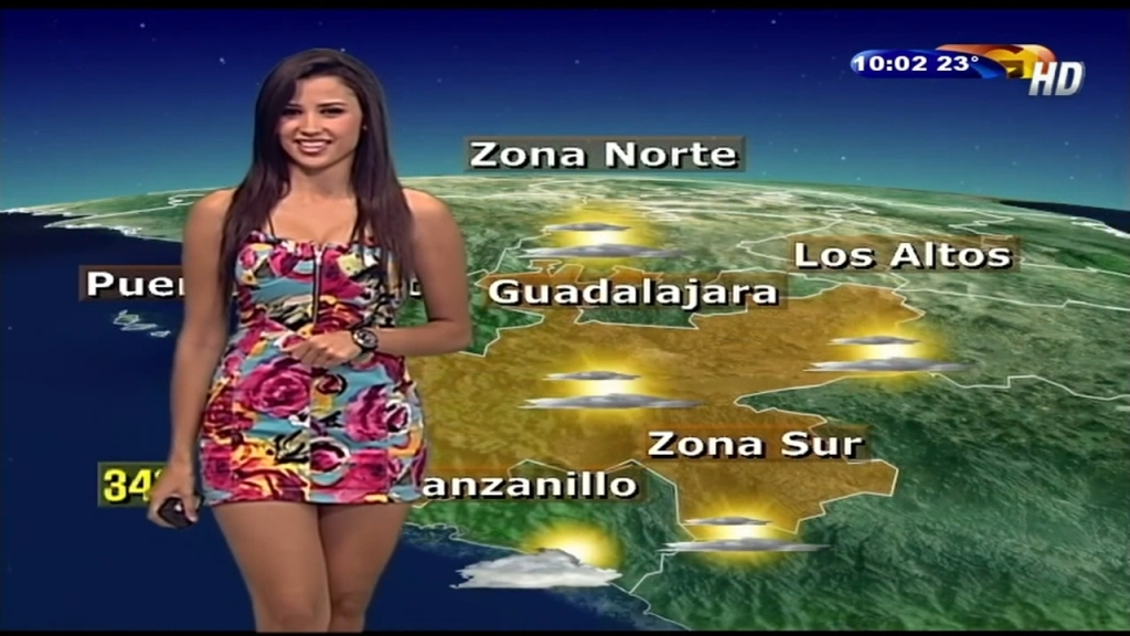Weather woman picture 20