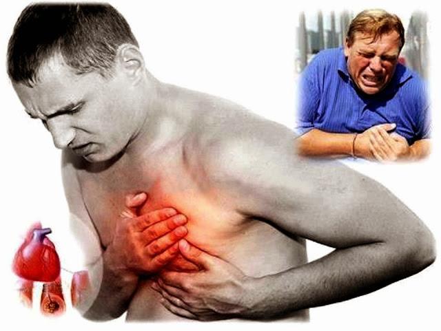 Síntomas que indican un posible ataque al corazón