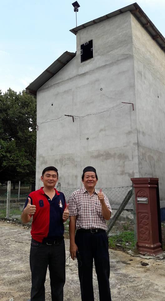 Project repair (perak)
