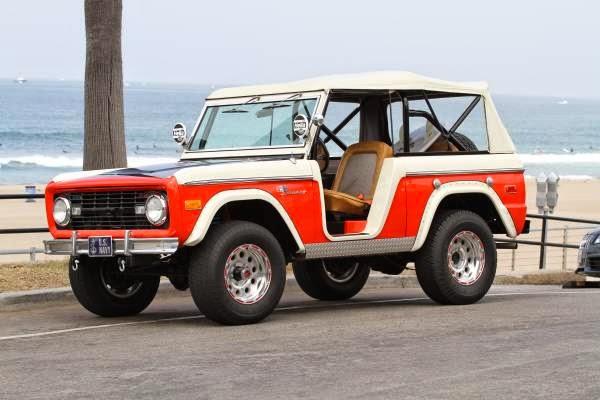 Classic SUV, 1974 Ford Bronco | Auto Restorationice
