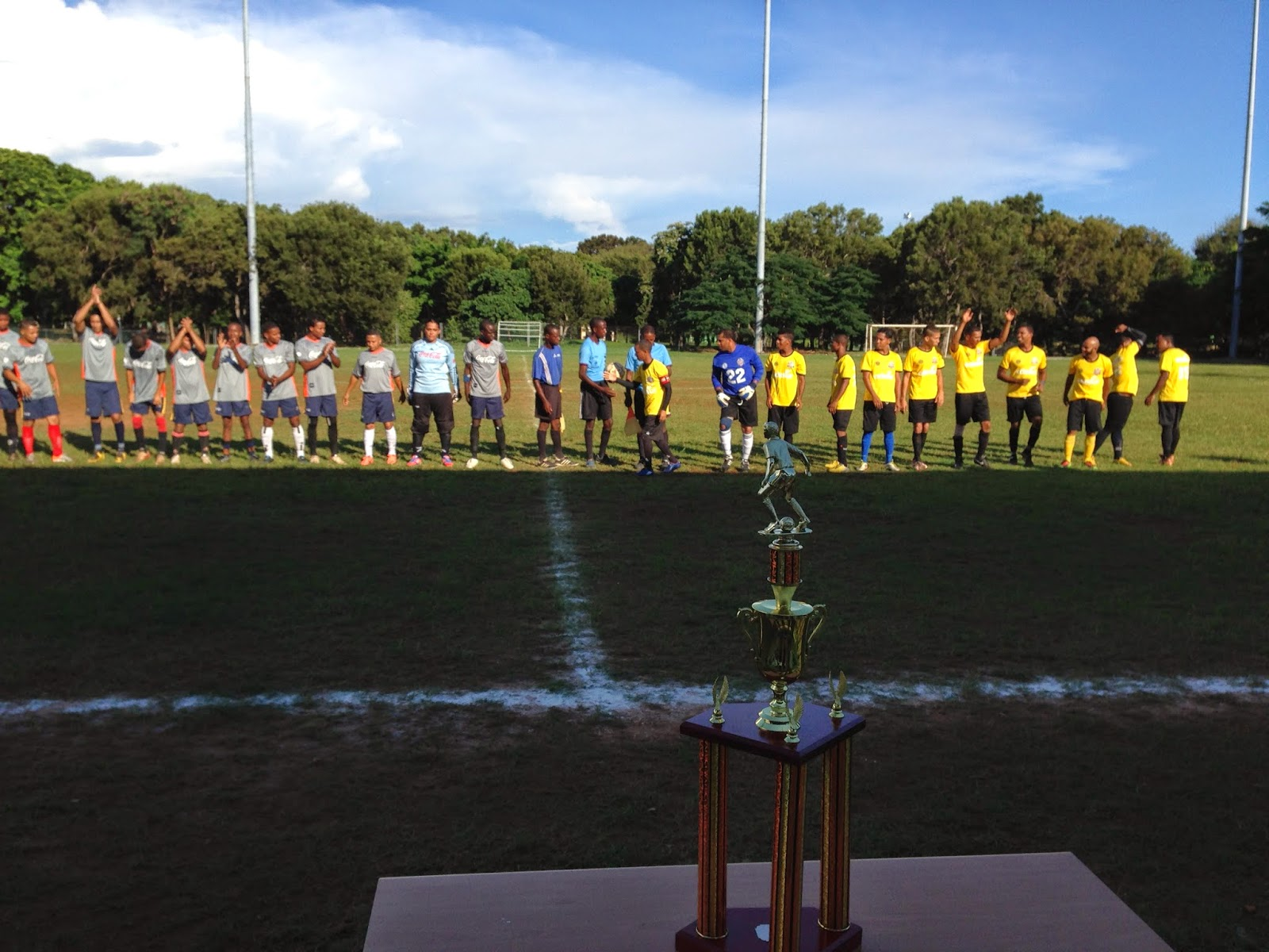 Inicia III Copa Balompié Dominicano