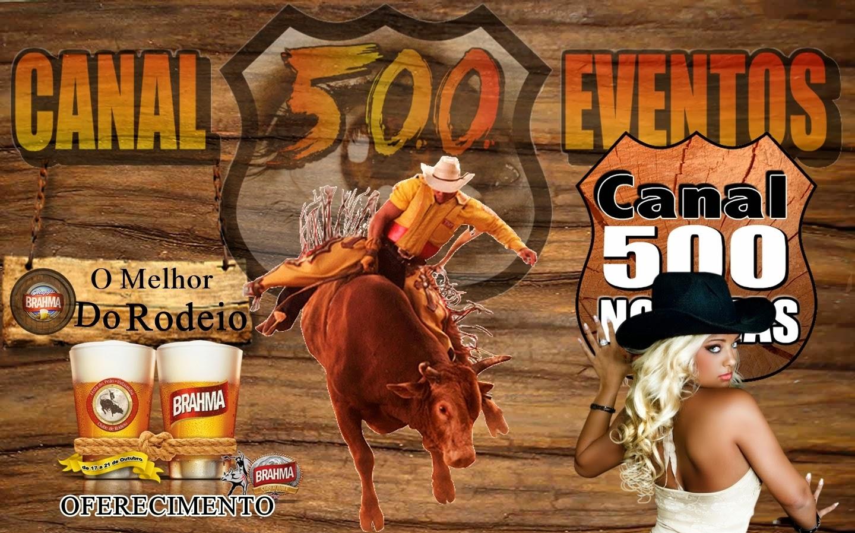 Rodeio 2014 Mais uma do Canal 500 Notícias