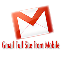 view Gmail Full site from I pad Mobile browsers