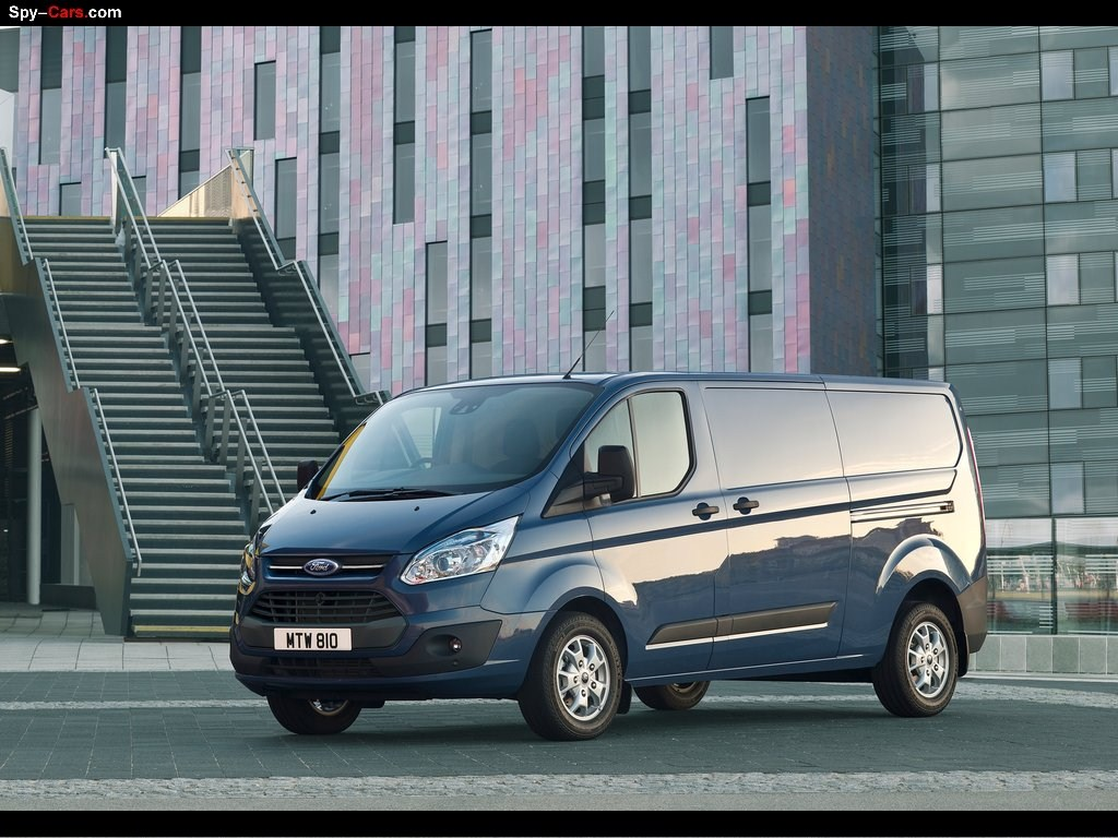 the all new ford transit custom takes the transit family in a new design direction with a. Black Bedroom Furniture Sets. Home Design Ideas