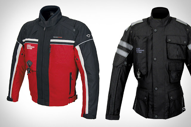 Motorcycle Airbag Jacket,SaferMoto Airbag Jackets,airbag jacket, motorcycle jacket, motorcycle safety, motorcycle lessons, street riding gear, Motorcycle Helmets, Motorcycle Body Armors motorcycle Vests,