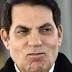 بن علي لن يتكلم ولن يعود