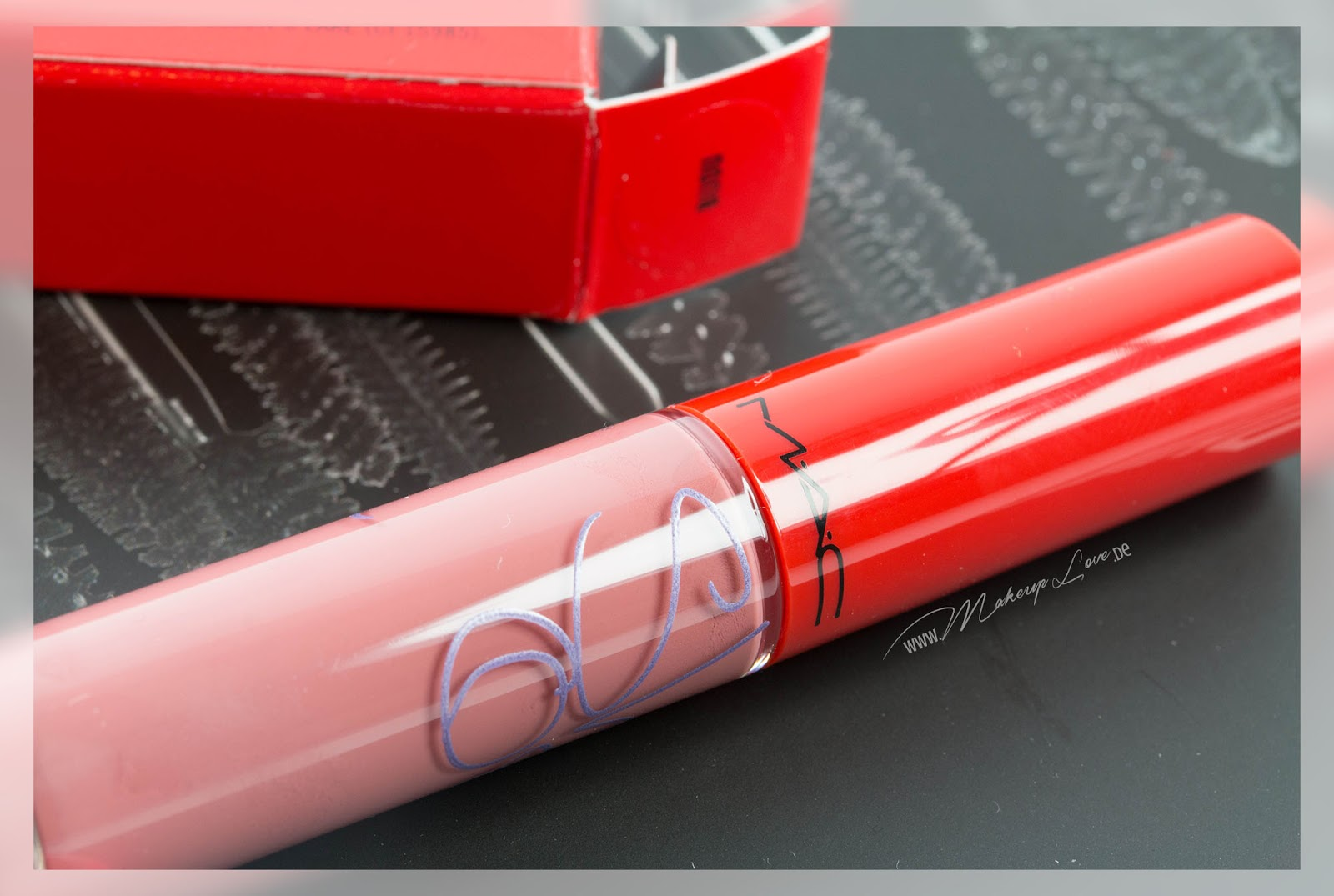 MAC Sharon Osbourne LE lipglass lipgloss Bijou