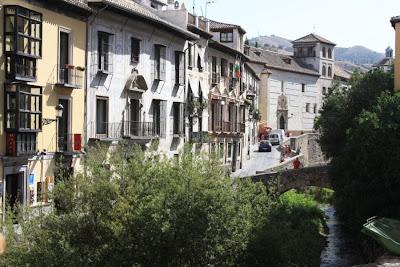 Carrera del Darro in Granada