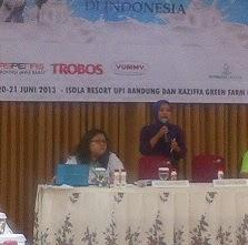 Presentasi Management Kesehatan Hewan di Seminar Kambing Perah tgl 20-21 Juni 2013
