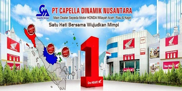 PT CAPELLA MEDAN (Holding Company)