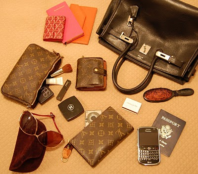 Fashion - Heather Clawson's from Habitually Chic Cute Vacation Bag Contents