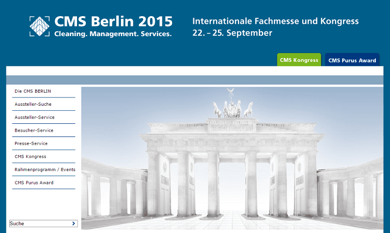 CMS Berlin 2015
