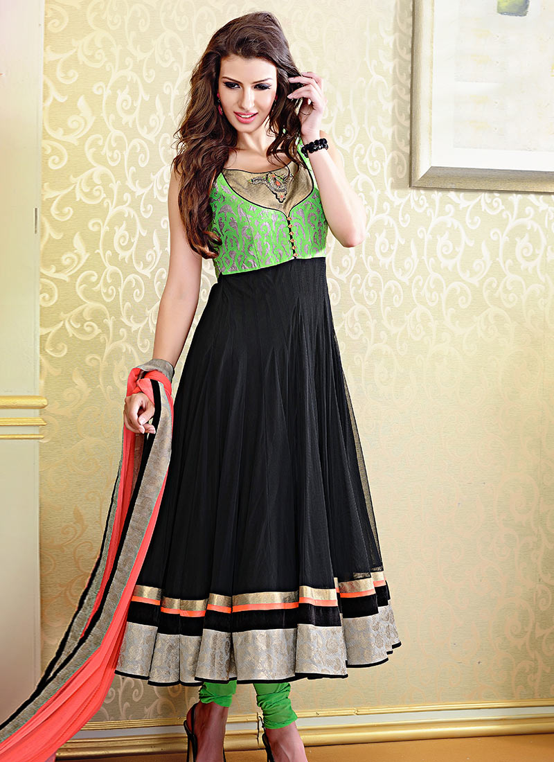 Fancy Anarkali Salwar Suits - Latest Fashion Today