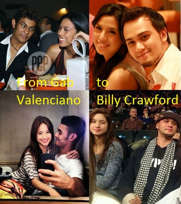 Gab Valenciano, Nikki Gil, Billy Crawford and Coleen Garcia