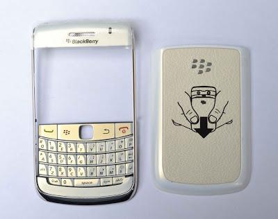 aksesoris hp murah jual casing blackberry 9700 original depan