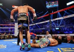 Pacquiao, Marquez, Pacquiao knocked out, KO, Pacquio loss