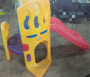 Little Tikes Hide n Slide Climber (used)