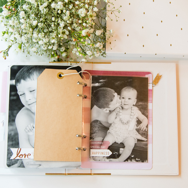 Happiness Is Free Album @heidiswapp @createoften #heidiswapp #hswanderlust #hsMemoryPlanner #plannerlove #planneraddict #planner