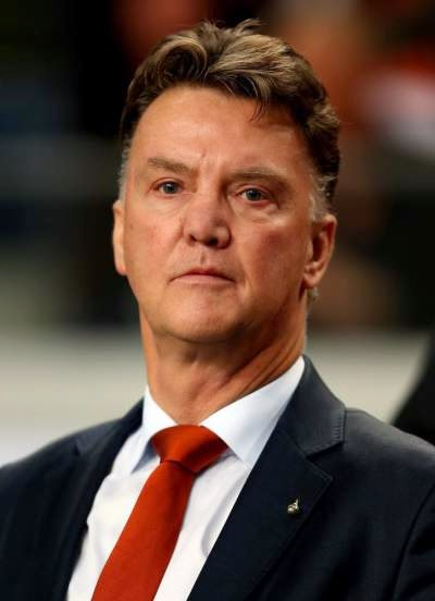 Spurs still want Van Gaal
