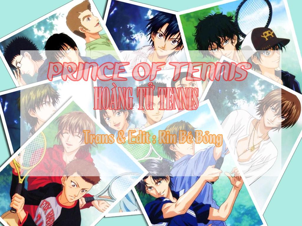 Prince of Tennis chap 96 Trang 1