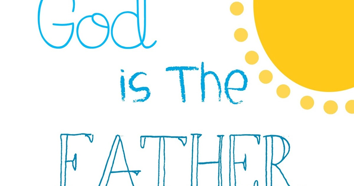 ... 2015 LDS Sharing Time Ideas Week 1: God is the Father of my spirit