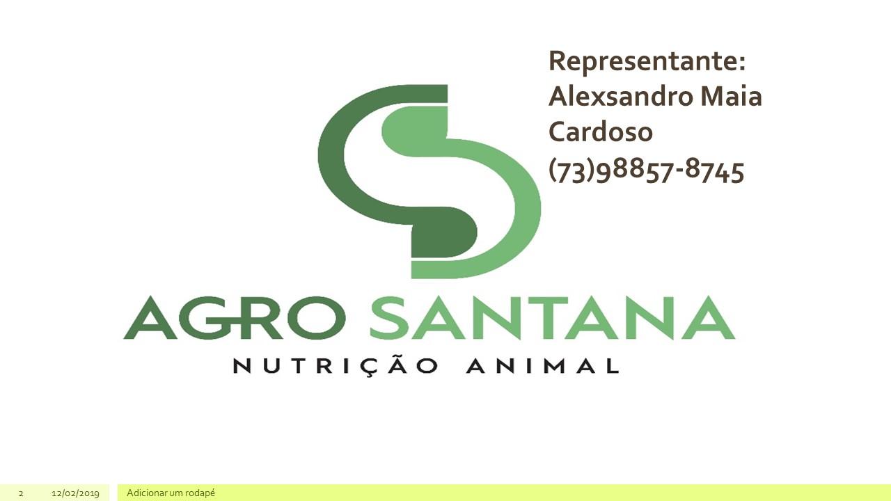 Agro Santana, Nutrição Animal