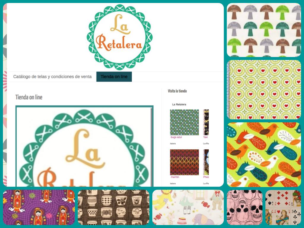 La Retalera Tienda manualidades on line