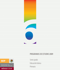 PROGRAMA SEXTO GRADO