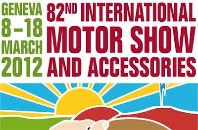 Geneva Motor Show 2012