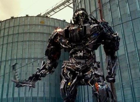 Lamborghini Aventador Evil Role in Transformers 4