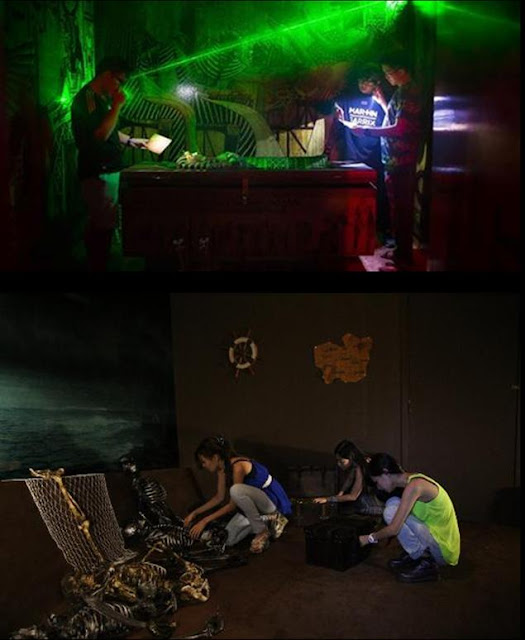 JB Escape room
