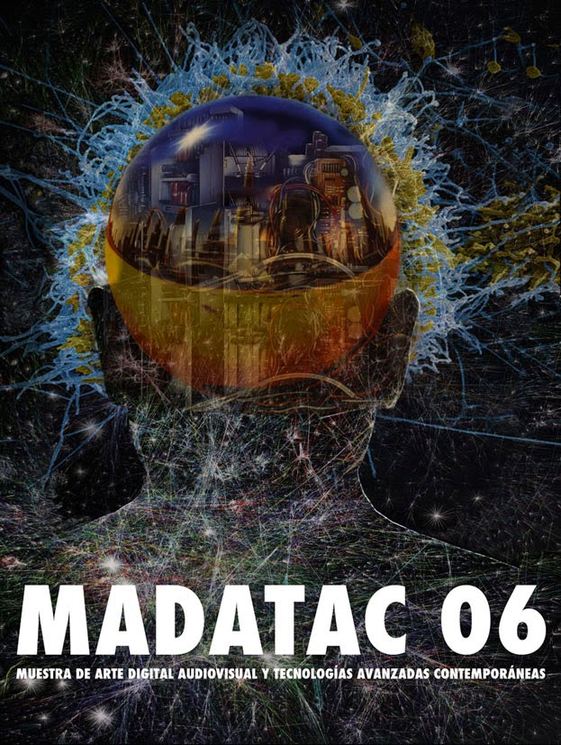 Cartel de MADATAC 06