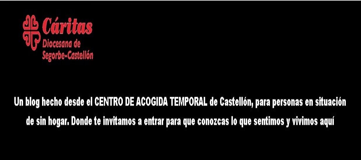 REFLEXIONES DESDE EL CENTRO DE ACOGIDA