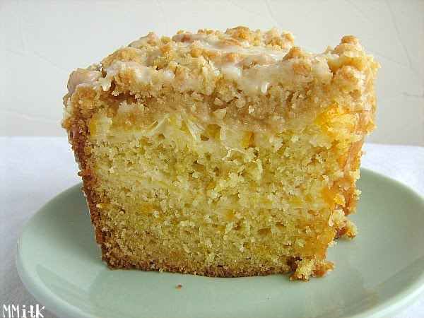 Meet Me in the Kitchen: Meyer Lemon Coffee Cake