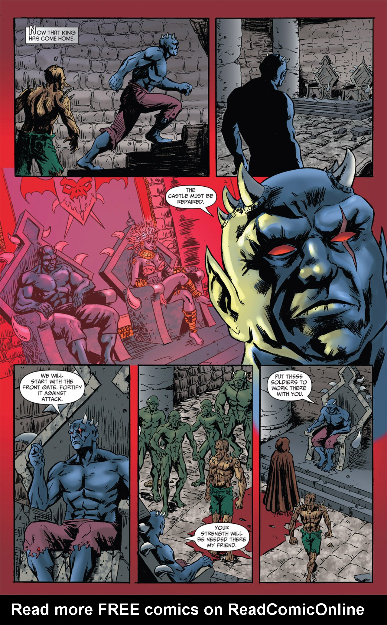 Grimm Fairy Tales (2005) Issue #51 #54 - English 4