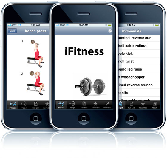 Best 10 Fitness Apps For IPhone