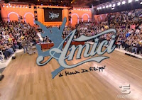 Amici Italian talent show