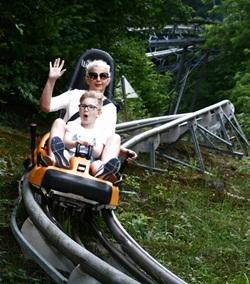 Sátoraljaújhely - Zemplén kalandpark, 2018. július