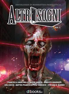 Altisogni Vol.1, la nuova antologia di narrativa fantastica, è disponibile per l'acquisto!