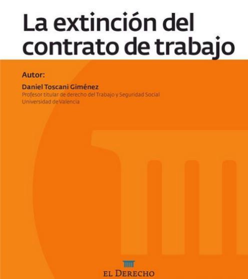 LA EXTINCIÓN DEL CONTRATO DE TRABAJO
